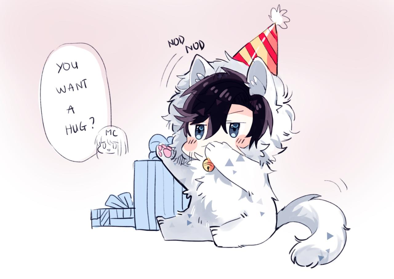 Mystic Messenger || Happy birthday Jumin