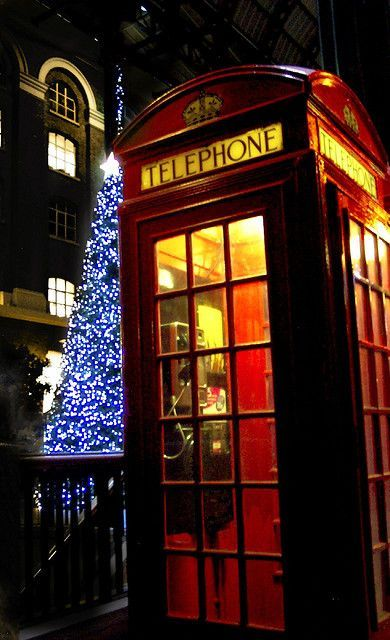 A Very British Christmas Christmas In England London England Living In England