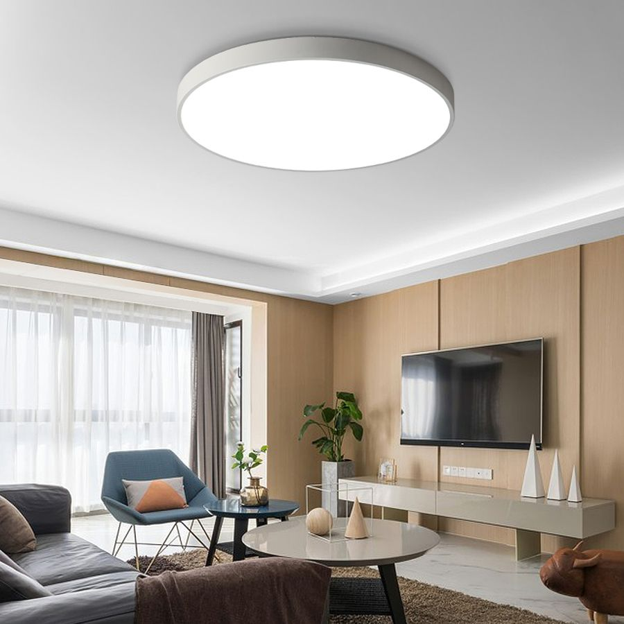 Nordic Led Ceiling Lights Ultra Thin Modern Ceiling Lighting Modern Living Room Lighting Ceiling Lights Living Room Living Room Lighting