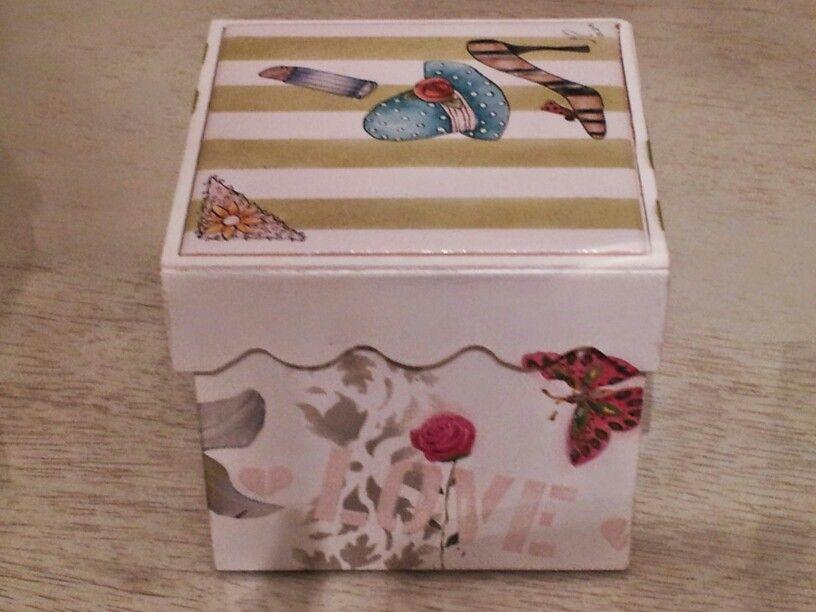 Otro perfil de la caja
