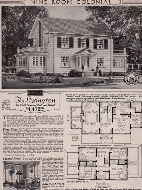 Tour A Real Sears Roebuck And Co Mail Order Craftsman Home