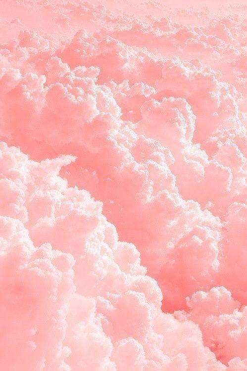 Cotton Candy Pink Tumblr Cipria Colour Stuffs Sfondi Per