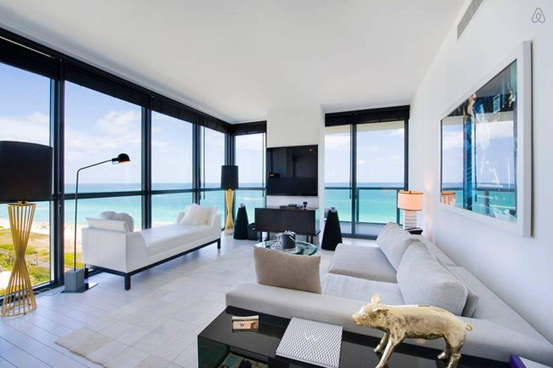 Excellent W Hotel Ocean Front 3 Bedroom Condo W South Beach Hotel Download Free Architecture Designs Lukepmadebymaigaardcom