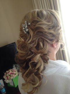 Wedding Hair Styling By Fordham Design Gloucestershire Liz S At Bristol Marriott Royal Hotel