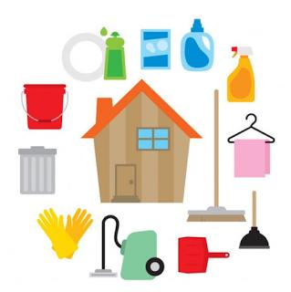 Limpiar La Casa En Vacaciones Limpiar La Casa Limpiar Conjunto