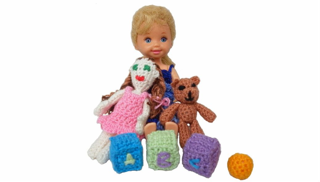 Crochet Toys for Kelly ~ Intro