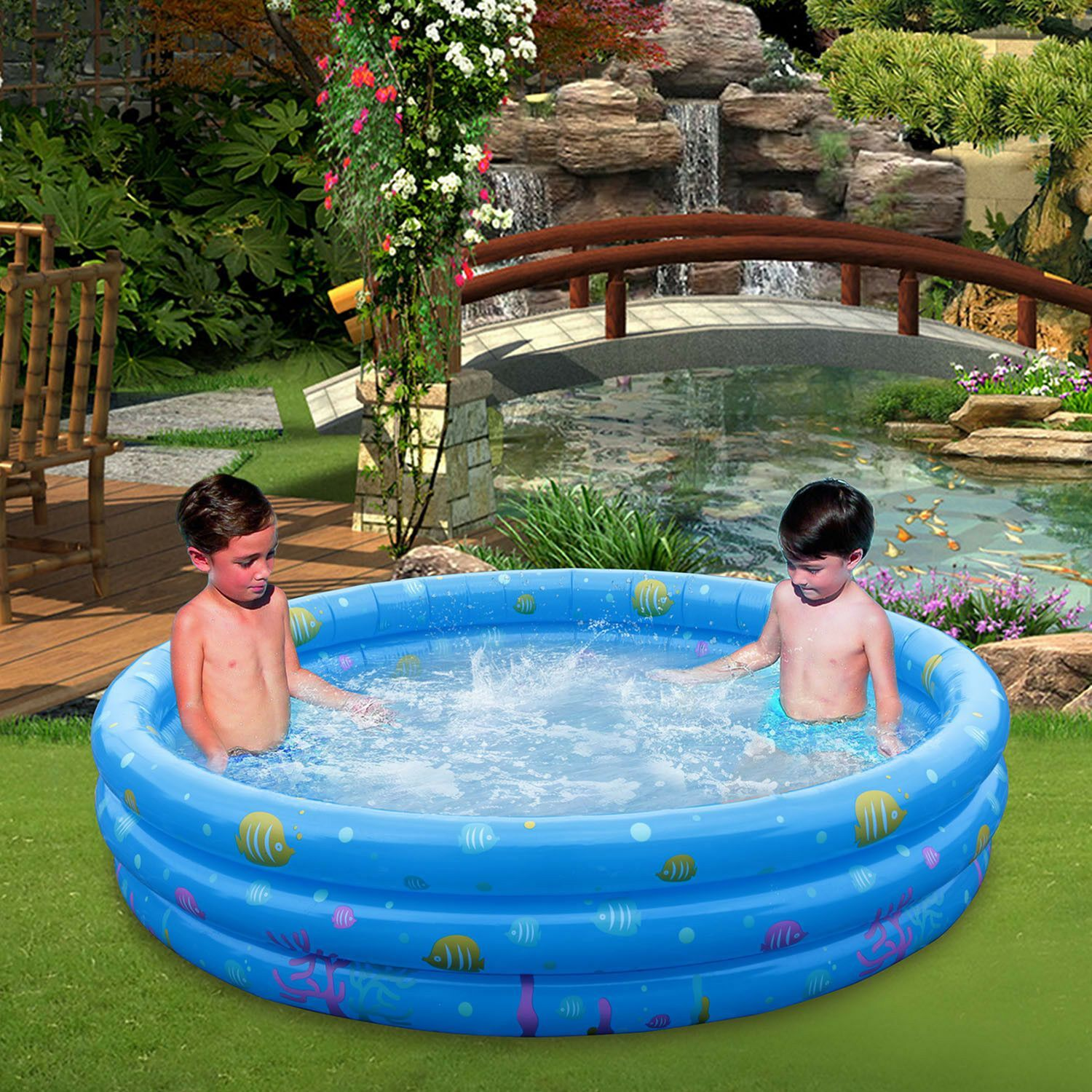 22 Best Inflatable Swimming Pool Ideas Inflatable Swimming Pool Pool Swimming Pools