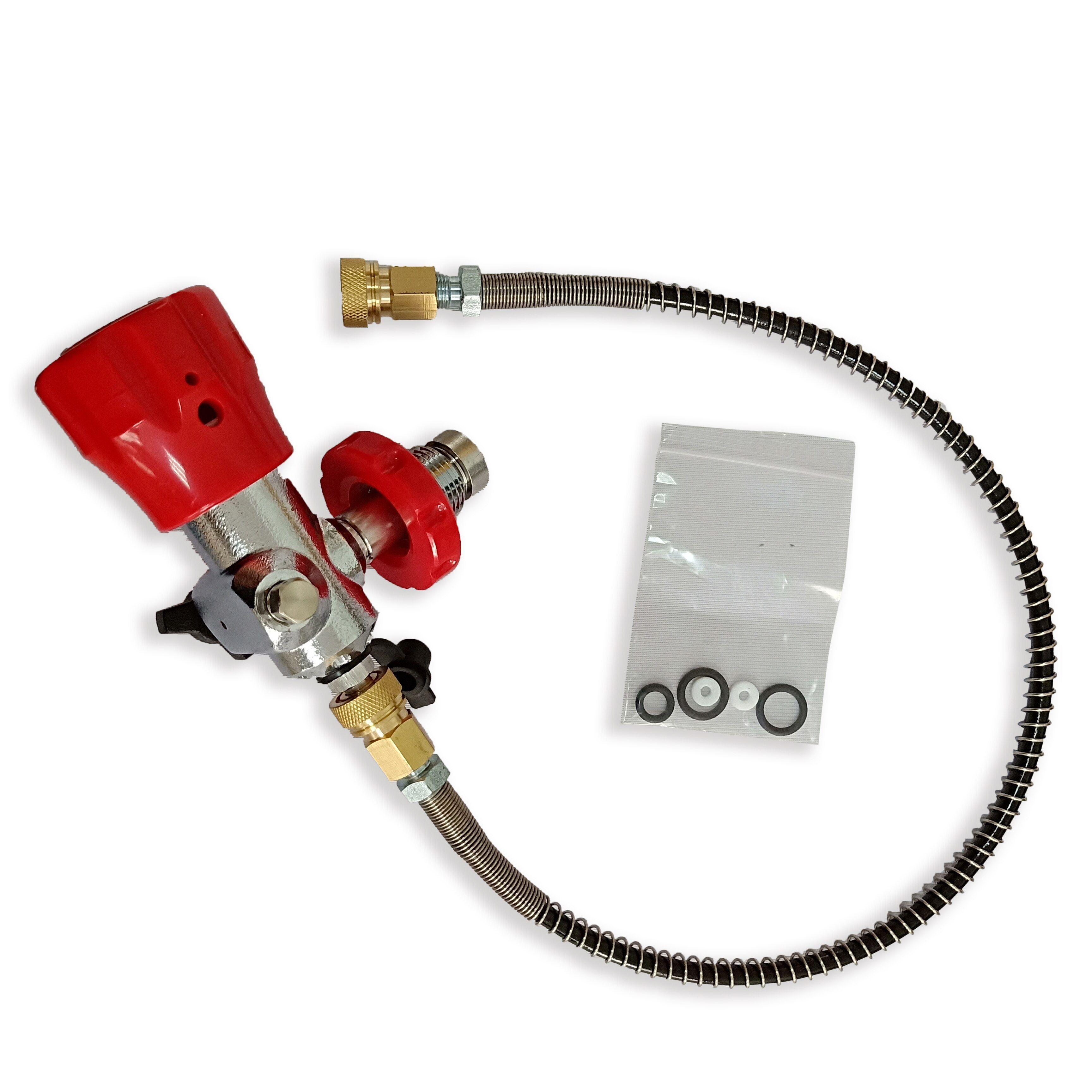 AC901 Acecare refill Carbon Fiber/Paintball Tank/Cylinder