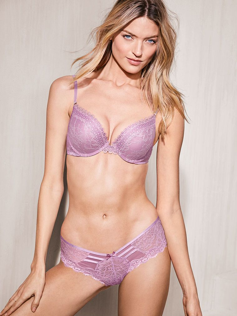 5813c7c900160 Martha Hunt || VS Lingerie (March 2017 Lookbook). Martha Hunt for Victoria's  Secret ...