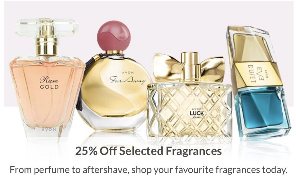 *** ONLINE EXCLUSIVE ***   Get 25% off selected fragrances, only online at  www.avon.uk.com/store/mymakeup  #perfume #sale #avonperfume #avon #avonuk #newperfume #aftershave #fragrance #scent #onlinebargain #shopaholic #mua #christmas #gift #onlineonly #onlineexclusive