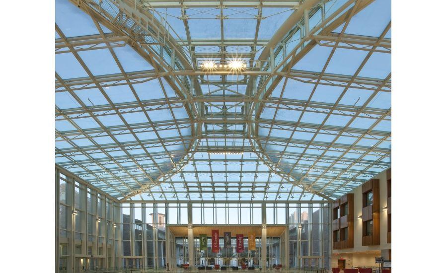 Glass Roofs For Atrium Google Search Glass Roof Eiffel Tower Inside Atrium