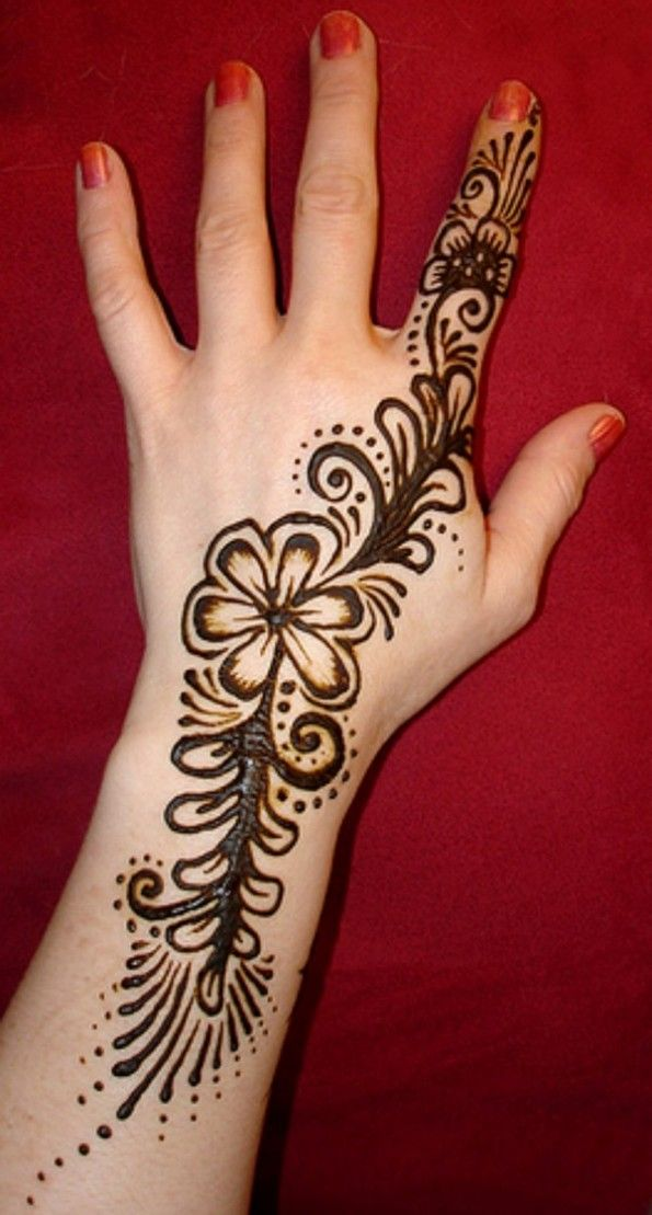 Simple Mehndi Designs For Kids Henna Tattoo Designs Simple Henna Tattoo Mehndi Designs