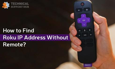 How To Find Roku Ip Address Without Remote Roku Remote Ip Address