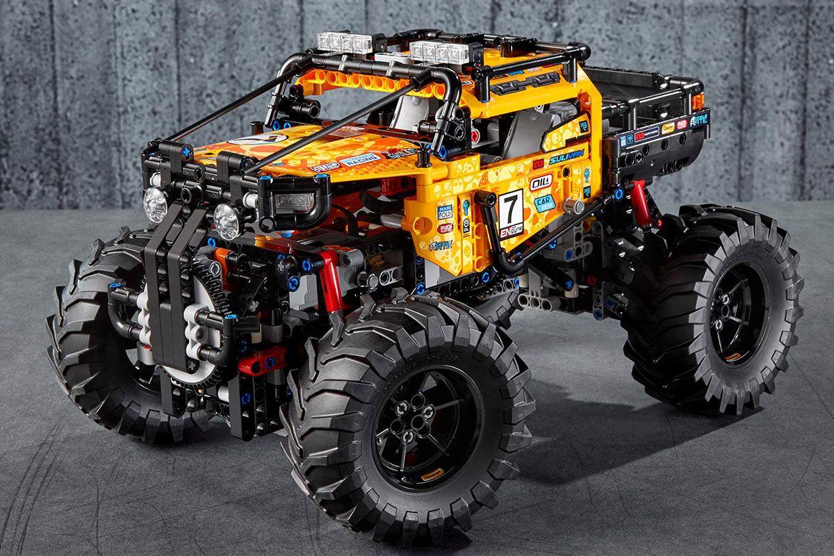 Lego Technic 42099 4x4 X Treme Off Roader Lego Technic Lego Technic Truck Lego