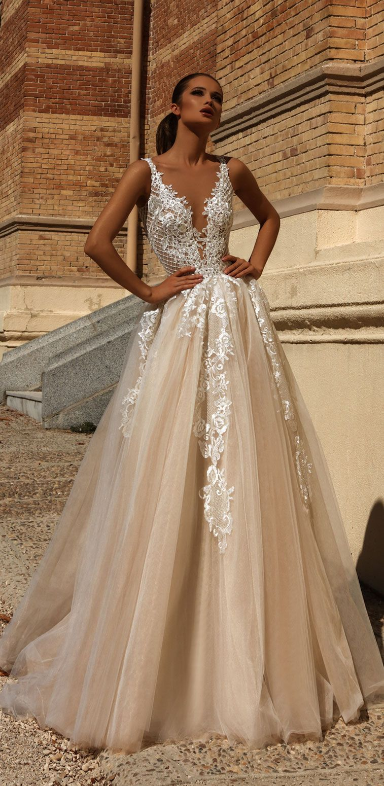 "Victoria Soprano 2018 Wedding Dresses ""The One"" Bridal Collection"