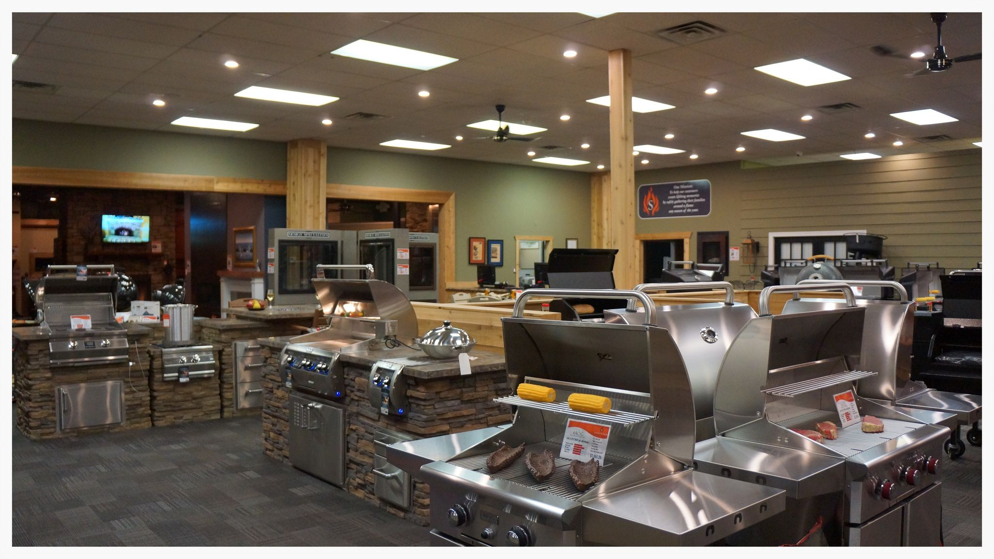 Southern Hearth and Patio Showroom 3