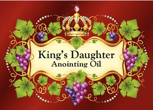 King S Daughter Anointing Oil Essential Oils Wholesale