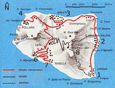 Bildergebnis fr Pollara Isola di Salina Eolie Sicilia