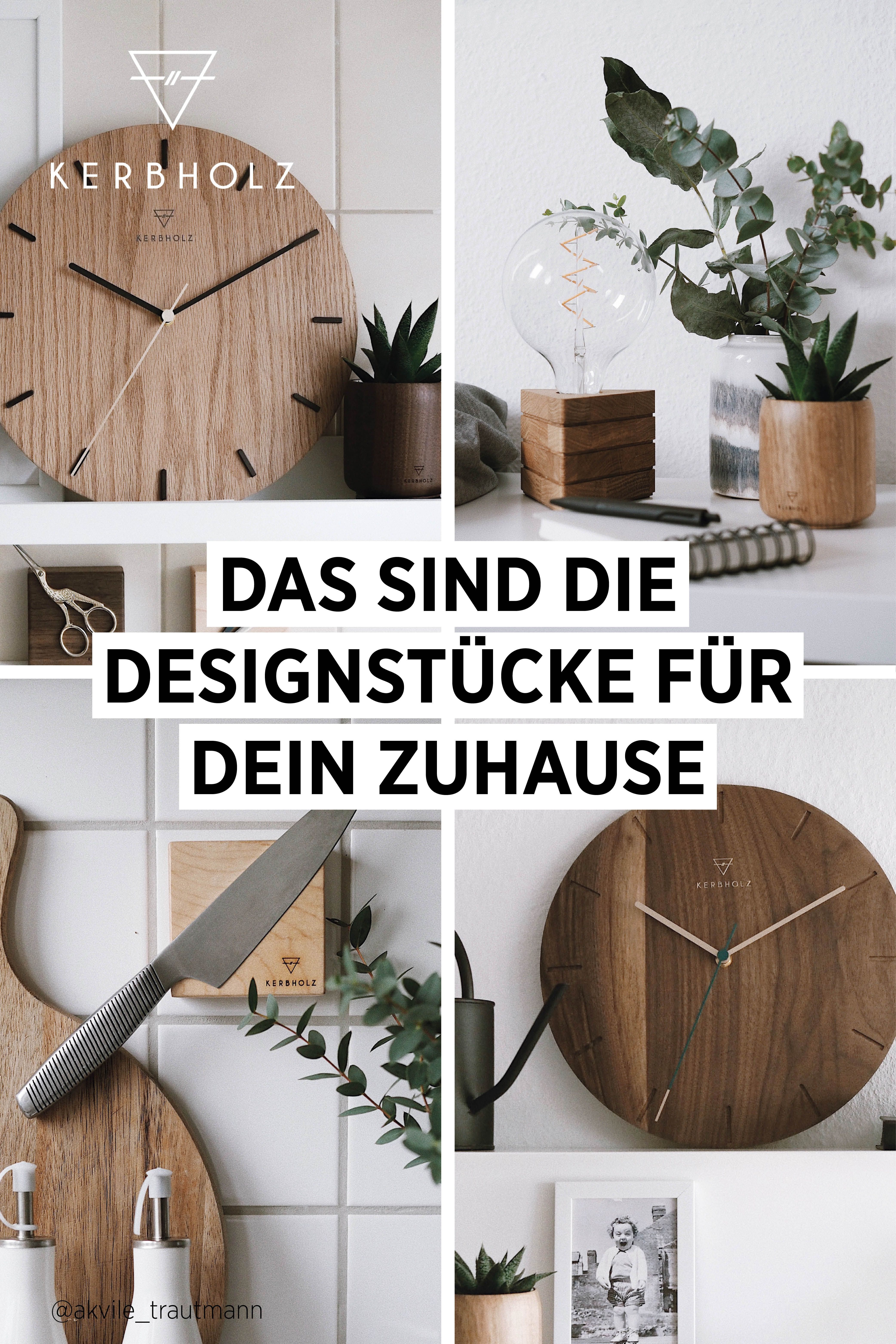 KERBHOLZ | Wohndeko aus Holz