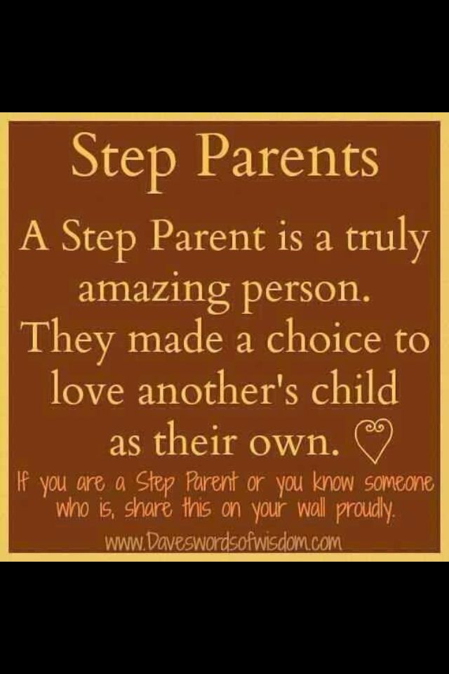If Only The Other Parent Would See Inspiration Quotes Pinterest Unique Picture Quotes About Step Parents To Step Kids Inspiring