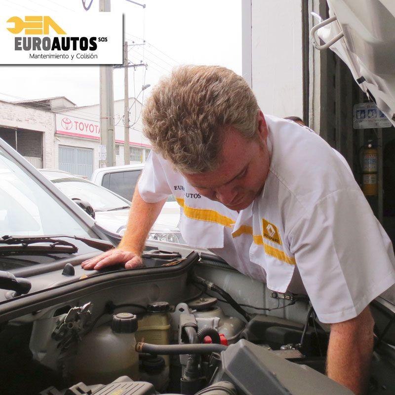 Un pequeño consejo para el fin de semana. Antes de arrancar tu carro, dale un momento a la lubricación, espera a que coja un poco de temperatura, que el aceite bañe sus componentes.