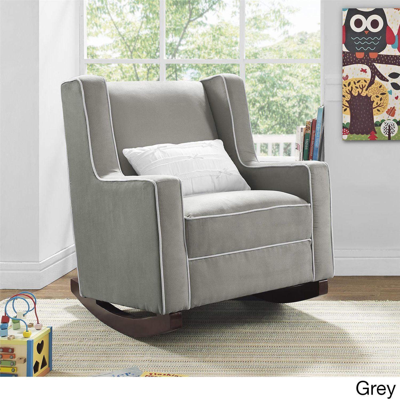 Swell Avenue Greene Eliza Rocker Baby Ts Furniture Chair Evergreenethics Interior Chair Design Evergreenethicsorg