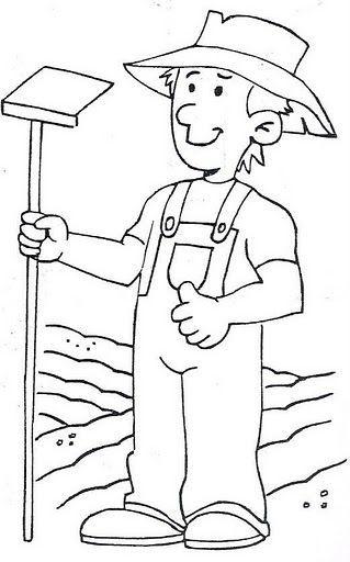 Dibujos De Oficios Y Profesiones Para Pintar E Imprimir Oficios Y Profesiones Actividades De Arte Para Preescolares Oficios Y Profeciones