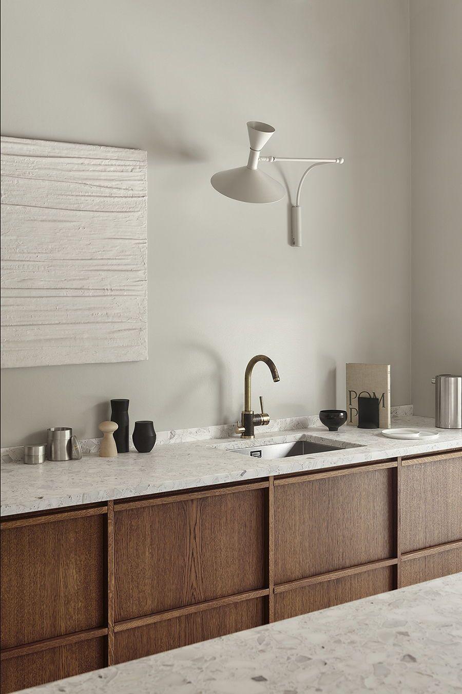Discover The Latest Scandinavian Design Kitchens Nordiska Kok In 2020 Minimalist Home Decor Home Decor Kitchen Minimalist Furniture
