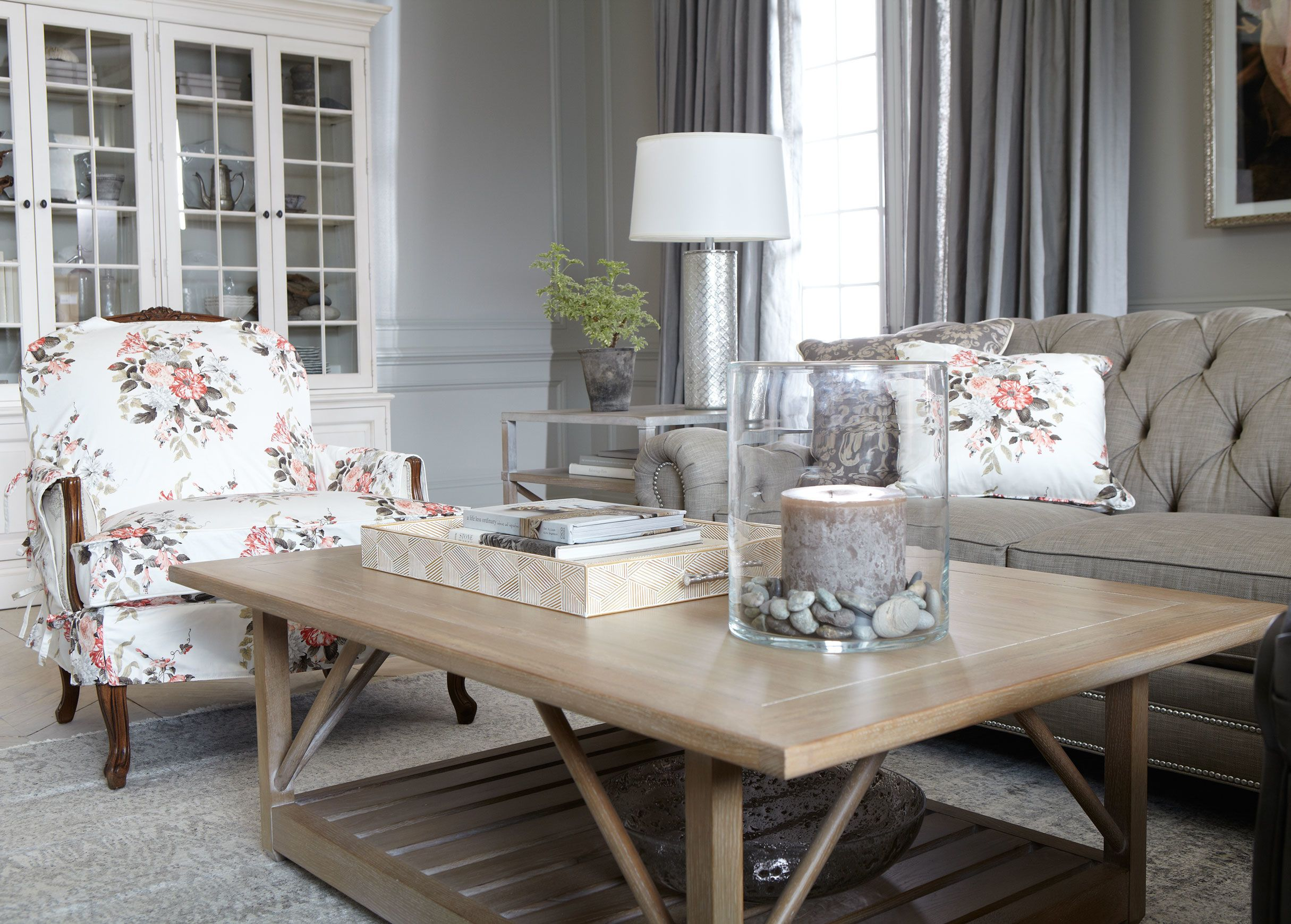 Superbe Slipcover For Lucian Chair   SHOP ETHAN ALLEN OMAHA NOW!
