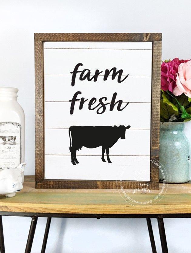 Farmhouse Decor Printable
