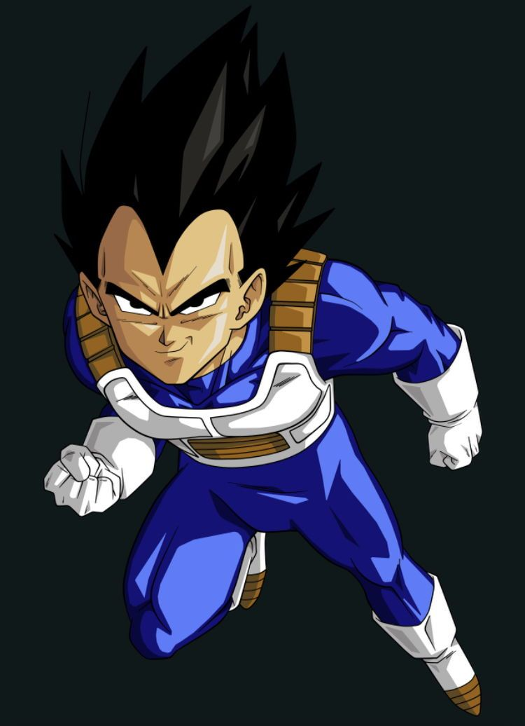 Prince Vegeta In 2020 Dragon Ball Anime Dragon Ball Dragon Ball Gt