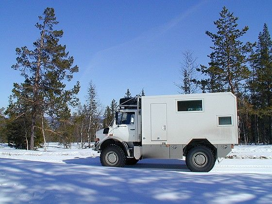 Unimog U1550 L37 by Unicat | Unimog Camper | Pinterest | Vehicle ...