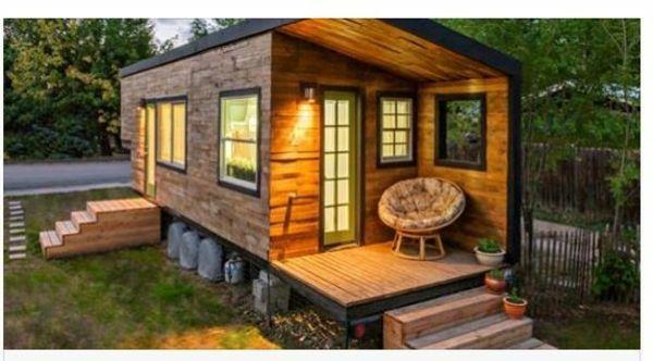 30 preiswerte minih user w rden sie in so einem haus for Holzhaus kleinhaus