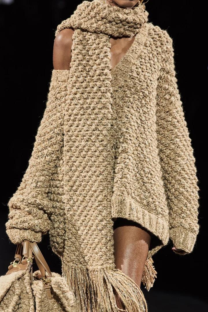 Dolce Gabbana Fall 2020 Ready To Wear Fashion Show Knitwear Fashion Knit Fashion Knitwear Fashion 2020