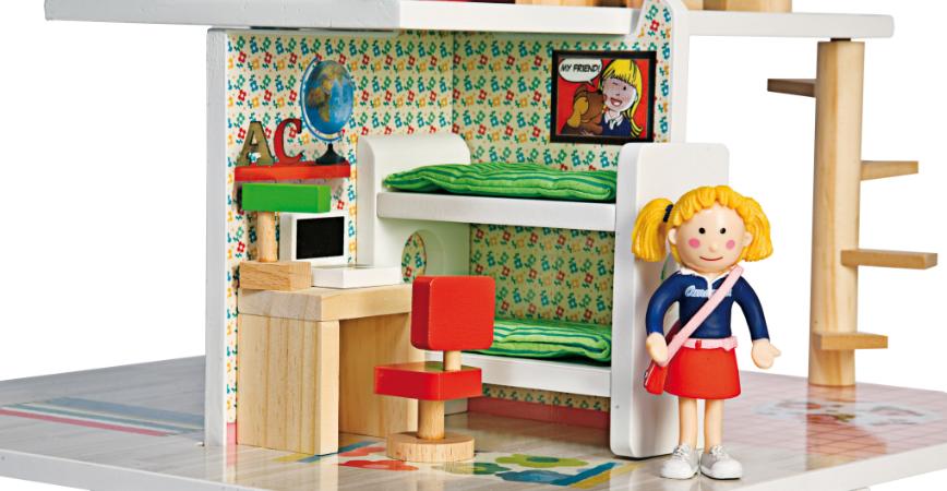 Amanda ya está lista para ir al cole #juguetes #imaginarium ...