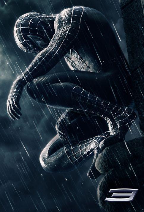 Risultato immagini per spider man 3 black suit