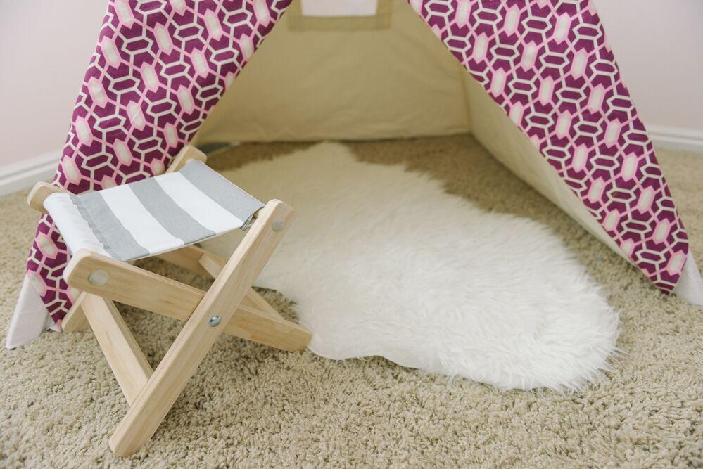 Fabric stools | Tnee's