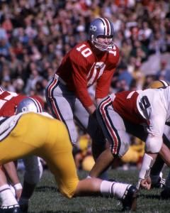 Rex_Kern 1968 v purdue | Ohio state buckeyes football ...
