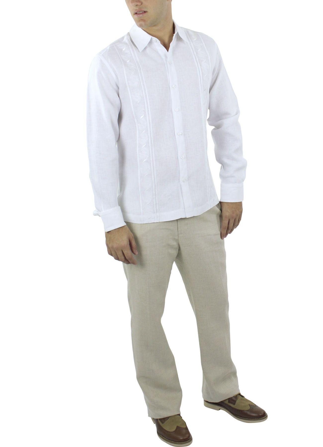 Camisa Tetrix #moda #lino #SS2015 www.abito.com.mx