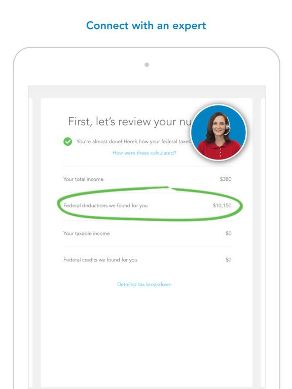 TurboTax Tax Return App File 2015 taxes by Intuit