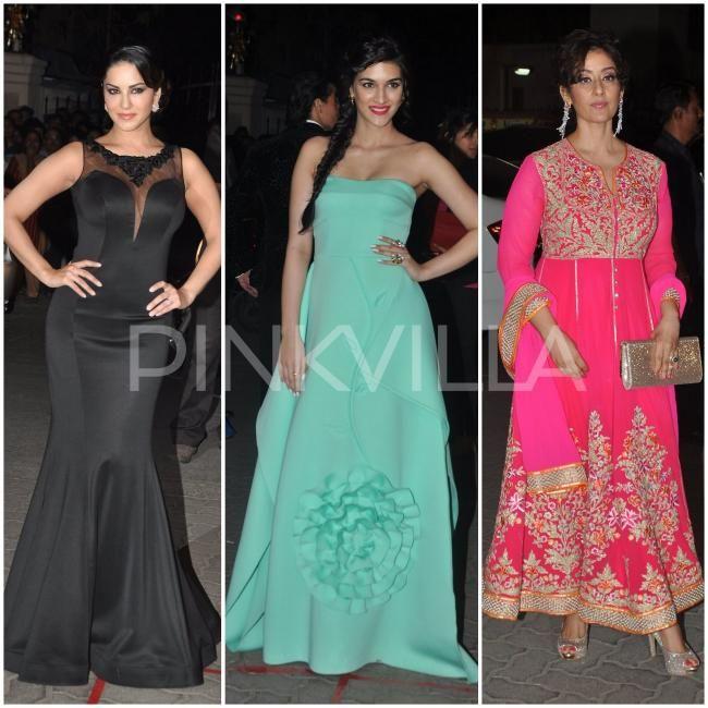 Sunny Leone in Mayyur Girotra, Kriti Sanon in Gauri and Nainika and Manisha Koirala