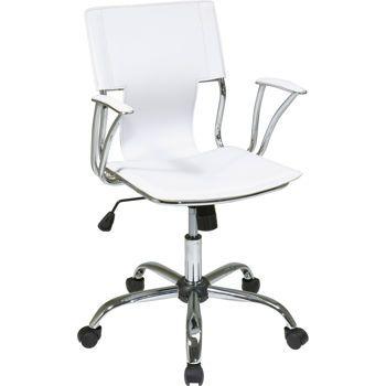 Dorado Office Chair White Office Chair Adjustable Office Chair Office Chair