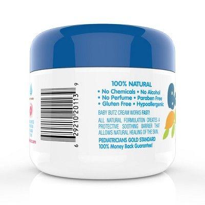 Baby Butz Infants' Diaper Rash Treatment Cream - 4oz #babyrashestreatment