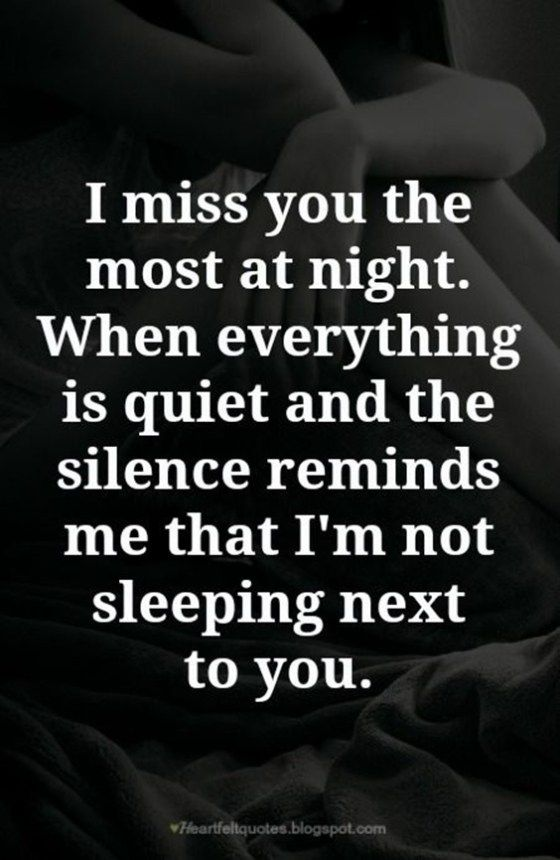 Top 63 I Miss You Sayings On Missing Someone Quotes