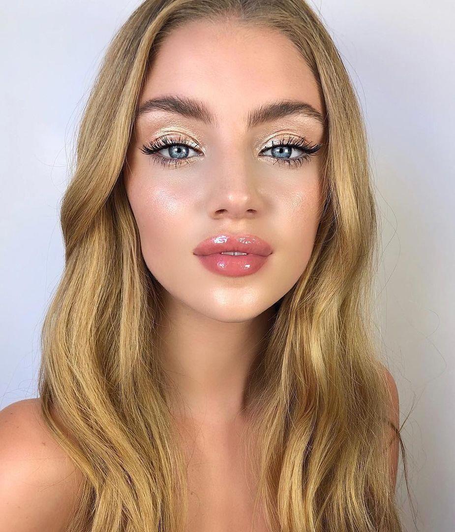 Pin by LW on Beleza pura   Eye makeup, Makeup, Make up