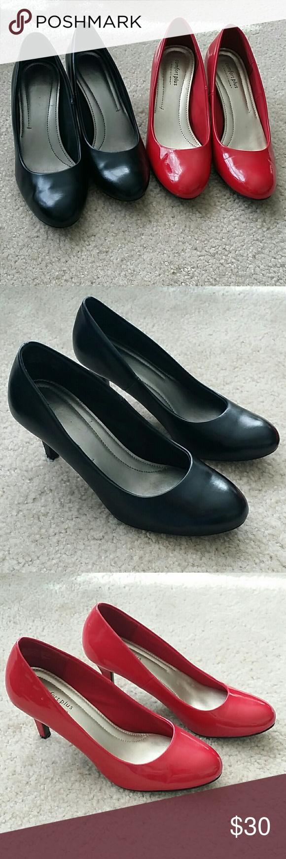 Comfy Kitten Heel Bundle | Kitten heels, Shoe polish and Business ...