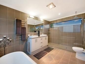 Modern Bathroom Design With Claw Foot Bath Using Frameless Glass   Bathroom  Photo 314376 Part 61