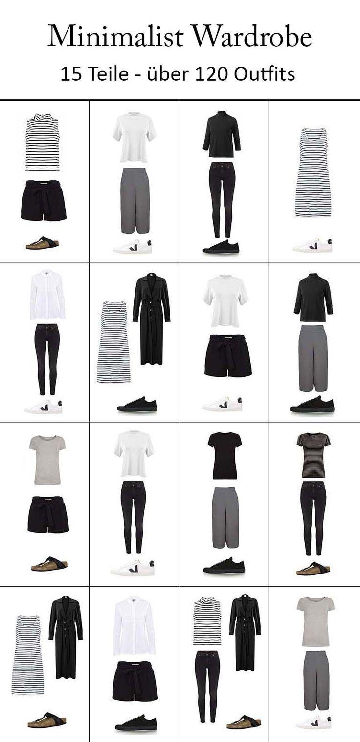 Minimalismus im Kleiderschrank - Capsule Wardrobe x Fair Fashion -