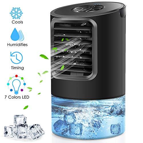 Portable Air Conditioner Fan Peodelk Mini Evaporative Co Https Www Amazon Com Dp B07rn Evaporative Cooler Portable Air Conditioner Evaporative Air Cooler