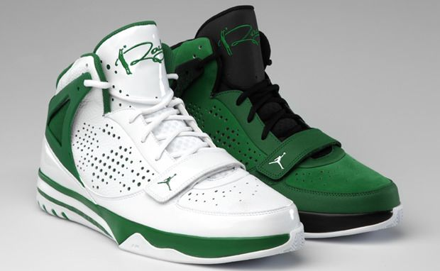 Ray Allen Shoes